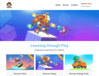 yateland.com screenshot