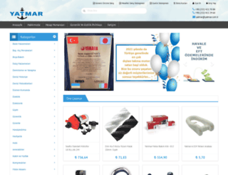 yatmar.com.tr screenshot