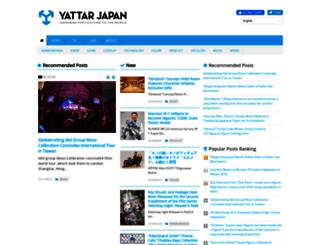 yattarjapan.com screenshot