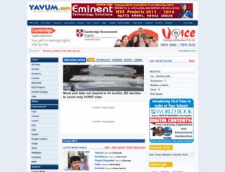 yavum.com screenshot