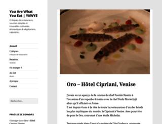yawye.fr screenshot