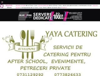 yayafood.uv.ro screenshot