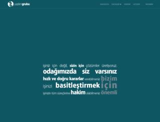 yazilimgrubu.com screenshot