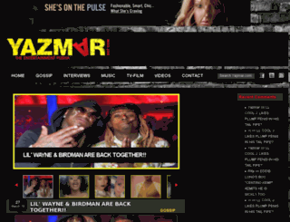 yazmar.com screenshot