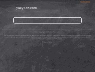 yazyazz.com screenshot