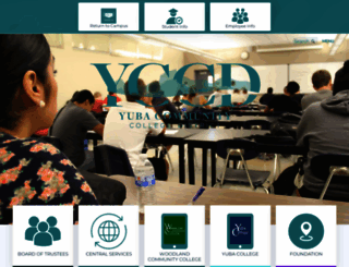 yccd.edu screenshot