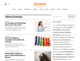ycomo.net screenshot