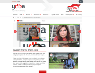 ydba.astra.co.id screenshot