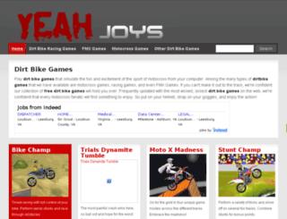 yeahjoys.com screenshot