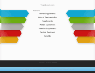 yeastbrazil.com screenshot