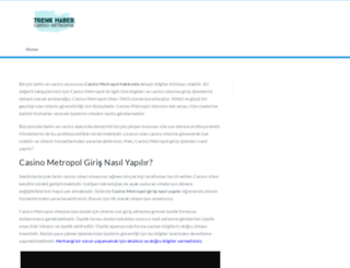 yedirenkhaber.com screenshot