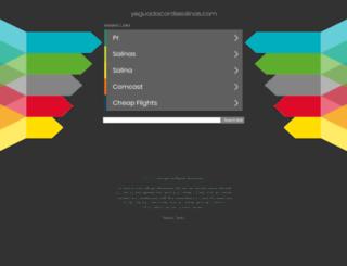 yeguadacordesalinas.com screenshot