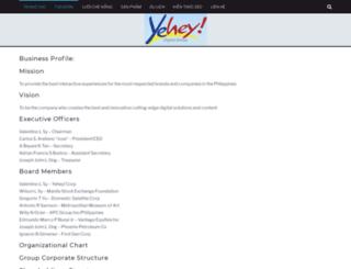 yeheydigitalgroup.com screenshot