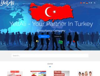 yellali.com screenshot