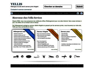 yellis.net screenshot