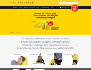 yellow-head.de screenshot