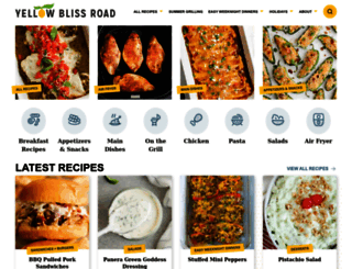yellowblissroad.com screenshot