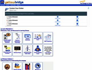 yellowbridge.com screenshot