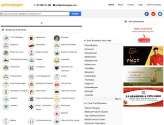 yellowipages.com screenshot
