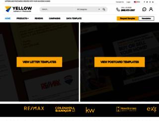 yellowletters.com screenshot