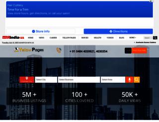 yellowpages.webindia123.com screenshot