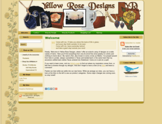 yellowrosedesigns.net screenshot