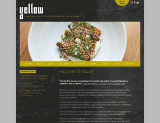 yellowsydney.com.au screenshot