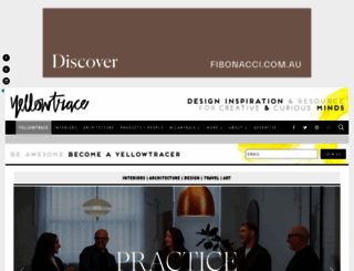 yellowtrace.com.au screenshot
