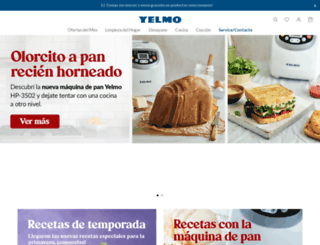 yelmo.com.ar screenshot