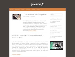 yelomart.fr screenshot