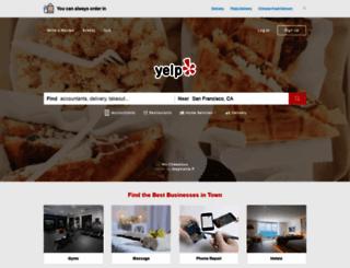 yelp.com screenshot