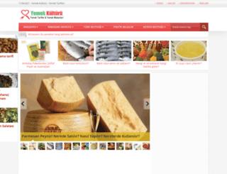 yemekkulturu.net screenshot