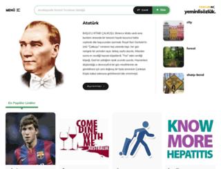 yeminlisozluk.com screenshot