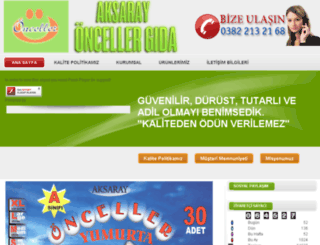 yeni-pazar.com screenshot