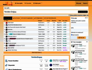 yenidendogus.net screenshot
