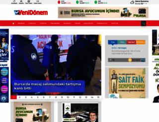 yenidonem.com.tr screenshot