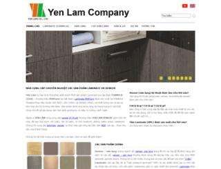 yenlam.com screenshot