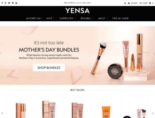 yensa.com screenshot