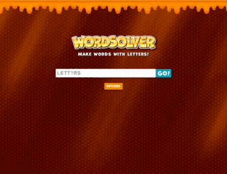 yeold.wordsolver.net screenshot
