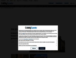 yeovilexpress.co.uk screenshot