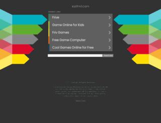 yepi-games.kizifriv1.com screenshot