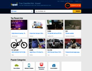 yepsell.com screenshot
