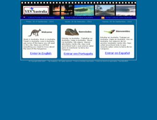 yesaustralia.com screenshot
