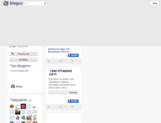 yesilmutfak.blogcu.com screenshot
