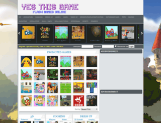 yesthisgame.com screenshot