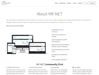 yetanotherforum.net screenshot
