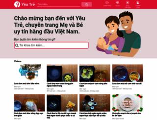 yeutre.vn screenshot