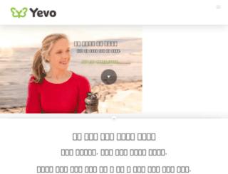 yevo43korea.com screenshot