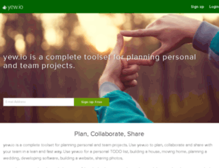 yewleaf.com screenshot