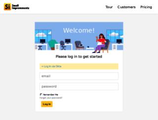 yext.small-improvements.com screenshot
